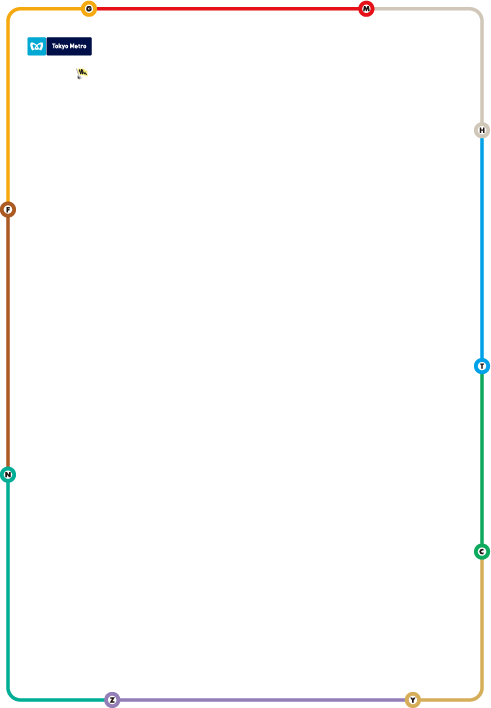 TOKYO METRO The Underground Mysteries 2018